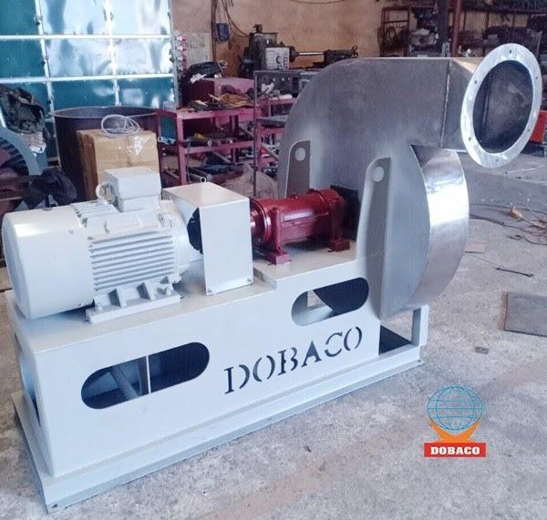 Quạt công nghiệp thương hiệu DOBACO uy tín, chất lượng