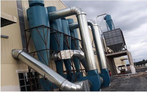 Cyclone - Hệ thống hút bụi công nghiệp ưu việt