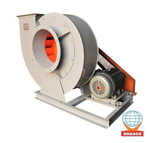 Quạt ly tâm thấp cao áp phân phối bởi DOBACO